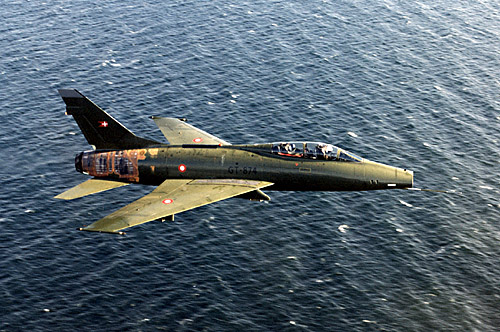 F-100F SuperSabre